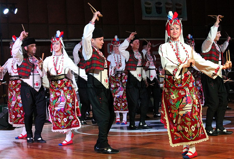 Dancing adventure - tour the unique folk dances of Bulgaria (with taste and spirit, yeehoo!) - 12 days